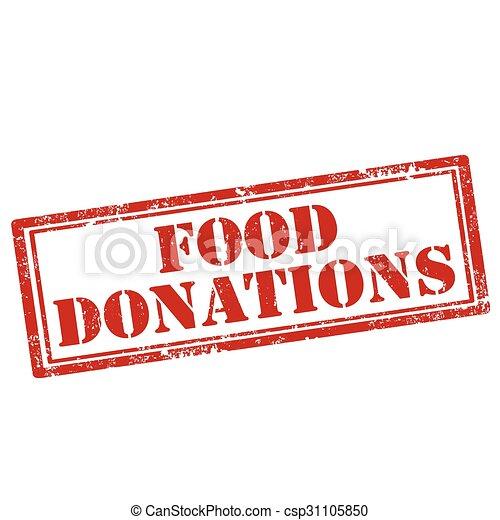 Food Donations - csp31105850