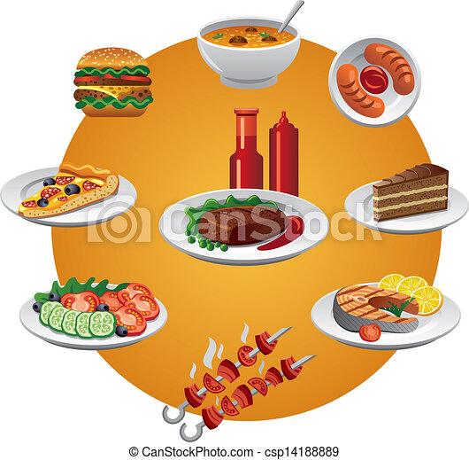 food icon - csp14188889
