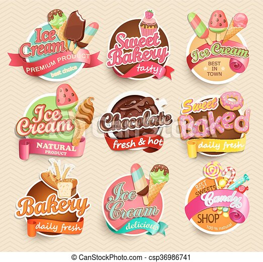 Food Label and Sticker