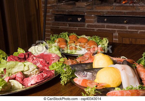 food - csp40343014