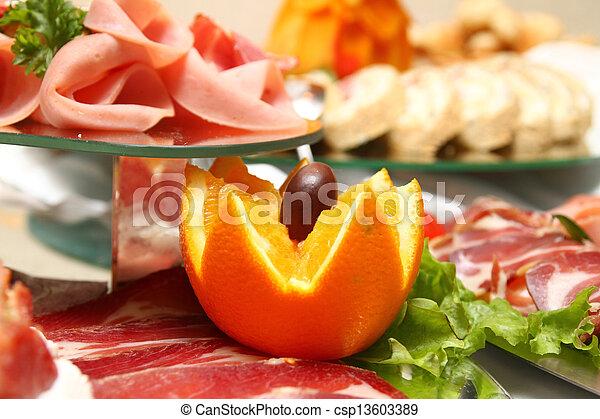 food - csp13603389