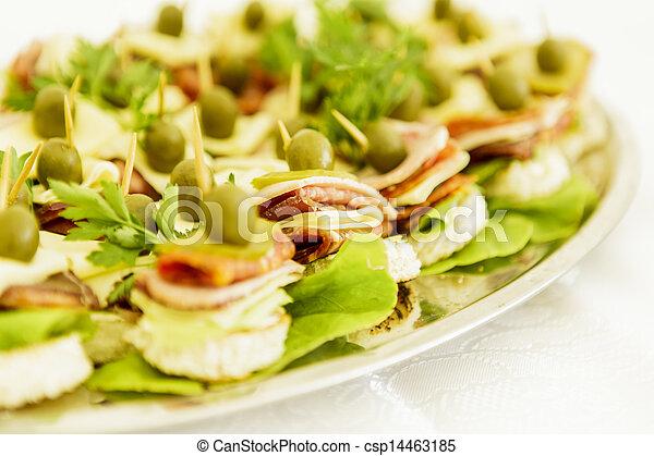 Food - csp14463185