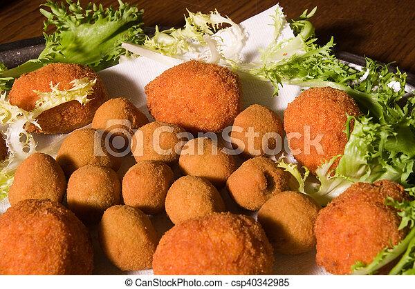 food - csp40342985