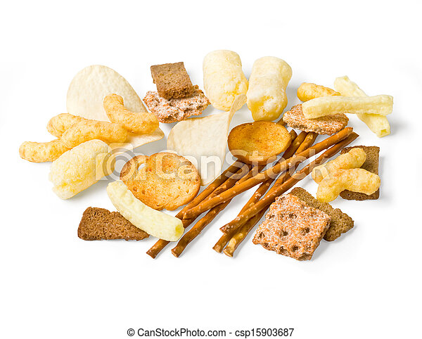 food snack collection, - csp15903687