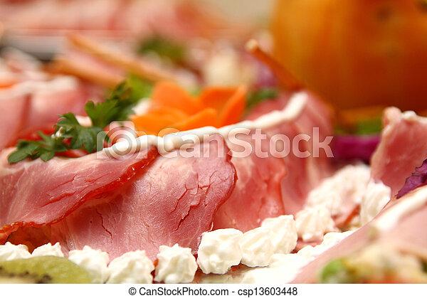 food - csp13603448