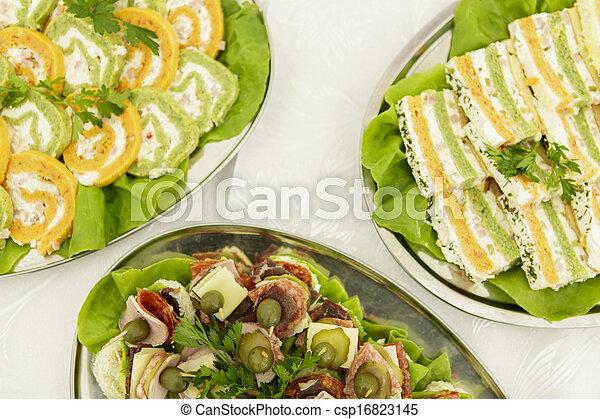 Food - csp16823145