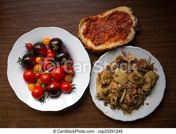 Food - csp33291245
