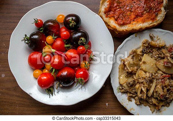 Food - csp33315043