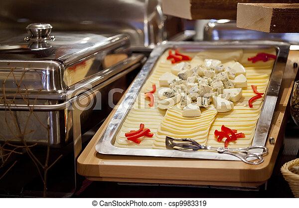 Food - csp9983319