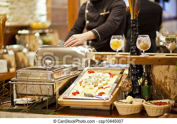 Food - csp10445007