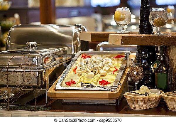 Food - csp9558570