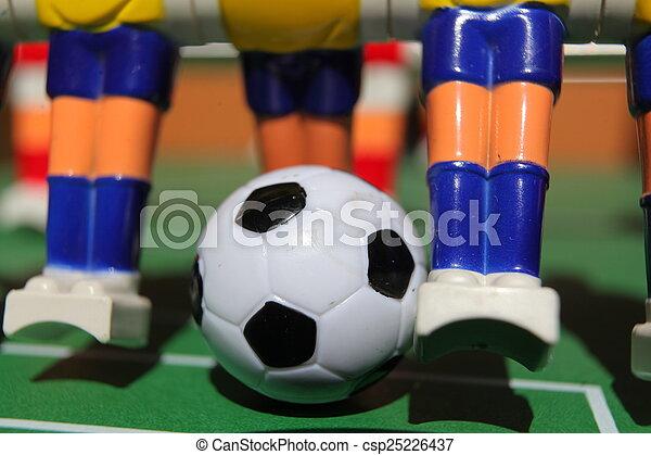 Foosball Table Soccer Sport Team Football Players