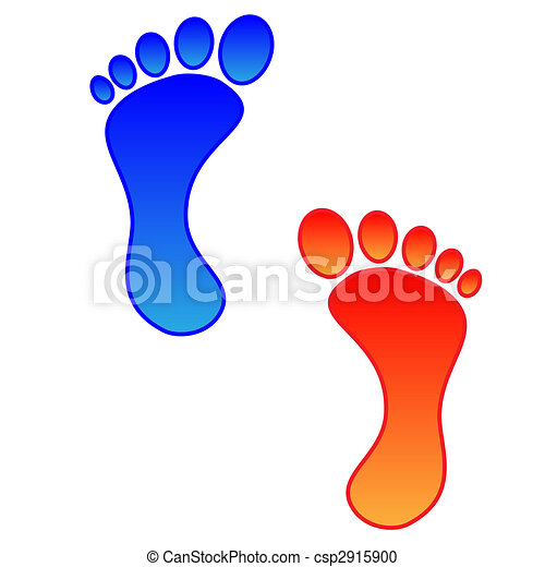 Foot - csp2915900