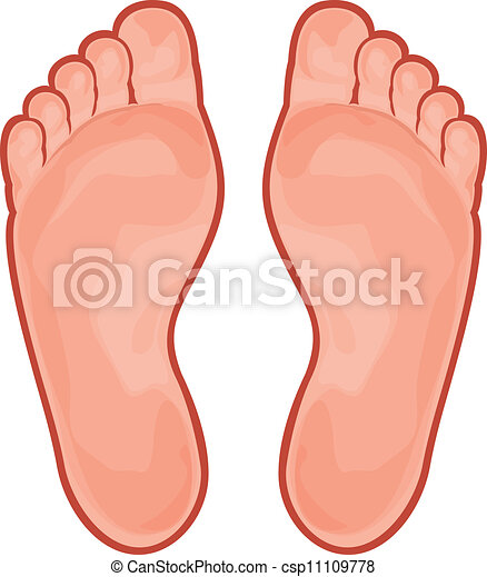 foot - csp11109778