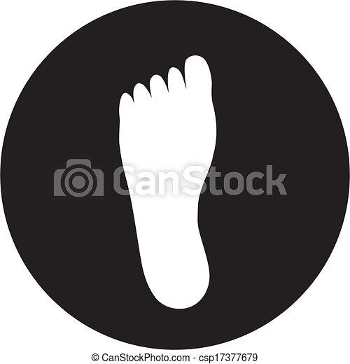 Foot - csp17377679