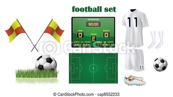 football, accessoires, kit - csp8552233