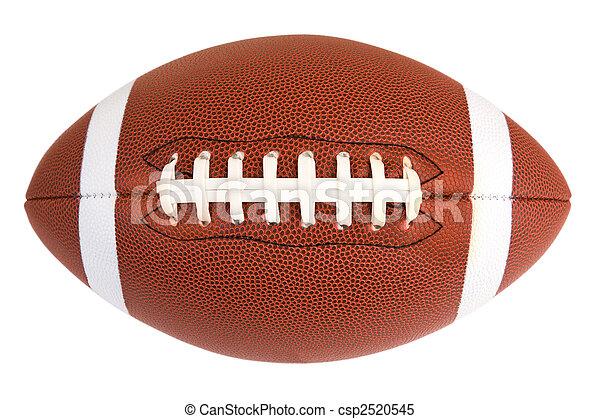 football américain - csp2520545