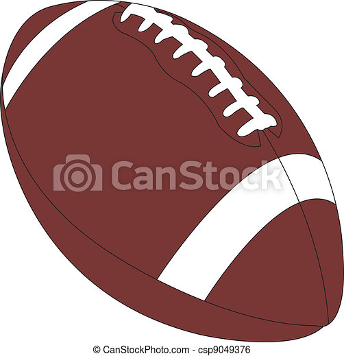 football ball - csp9049376
