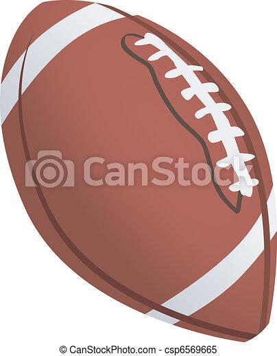 football ball - csp6569665