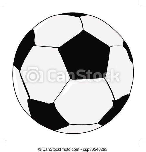 football ball - csp30540293