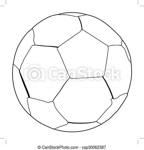 football ball - csp30062387