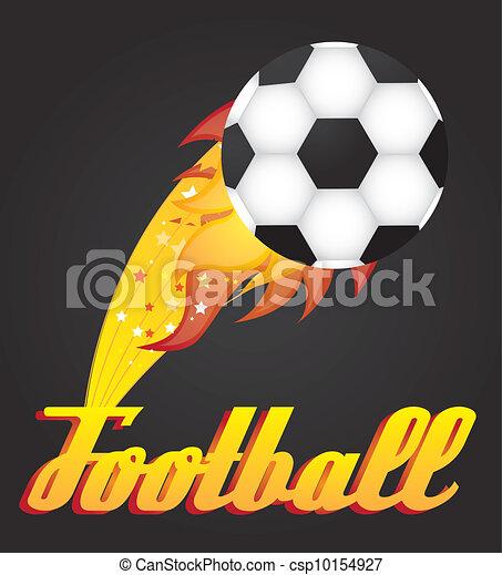 Football ball - csp10154927