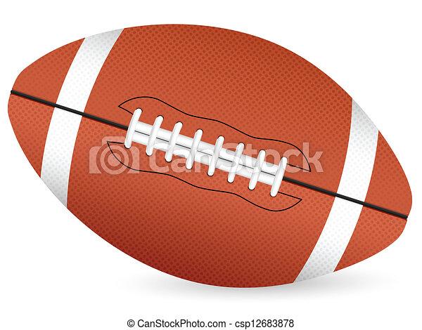football ball - csp12683878
