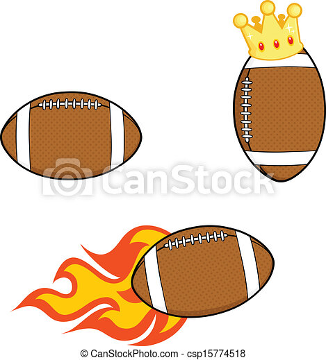 Football Balls Collection Set 2 - csp15774518