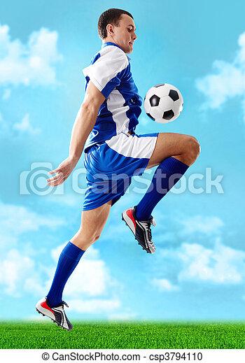 football - csp3794110
