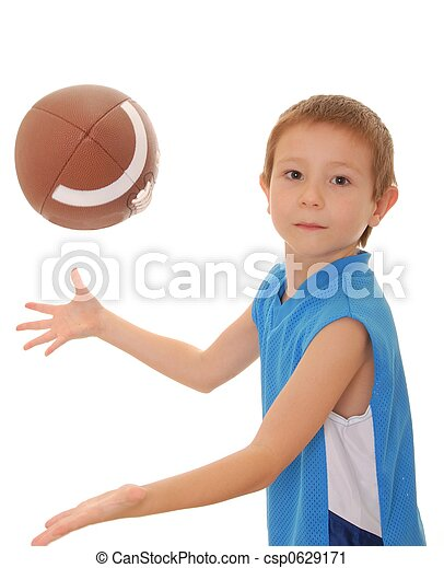 Football Boy 4 - csp0629171