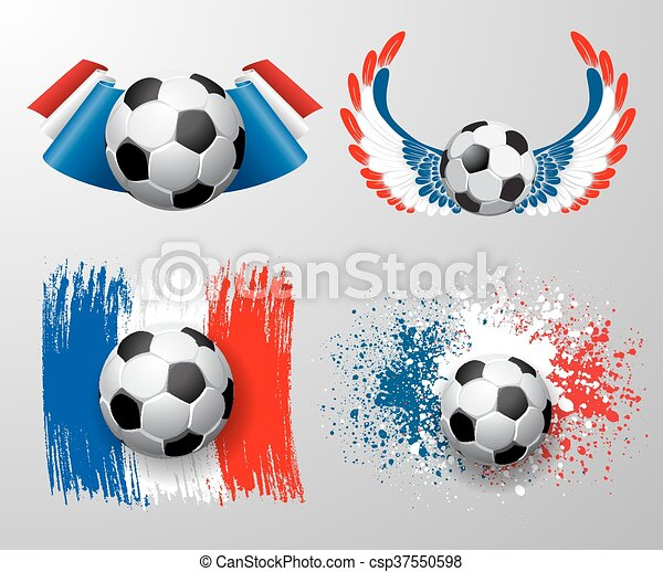 football, championnat, france - csp37550598