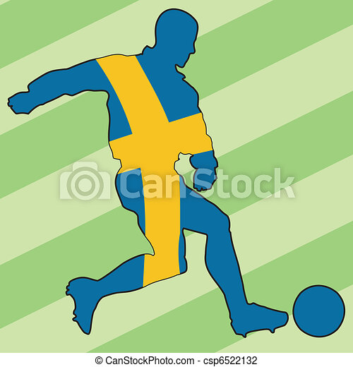 football colors of  - csp6522132