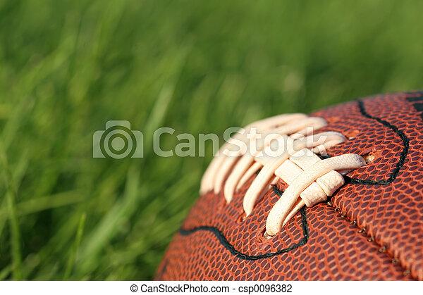 football, erba - csp0096382