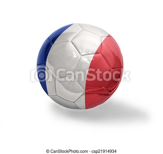 football, francais - csp21914934