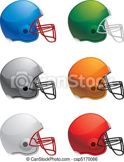 Football Helmets - csp5170066