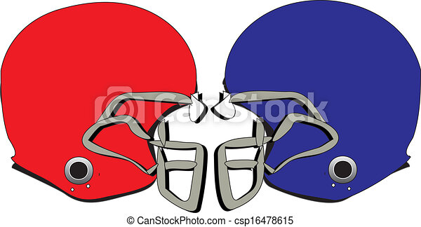 Football Helmets - csp16478615