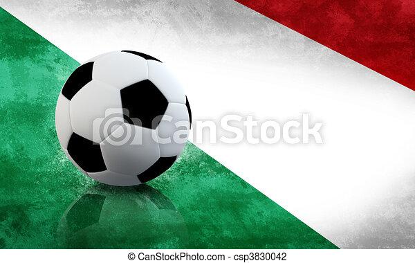 football, italien - csp3830042