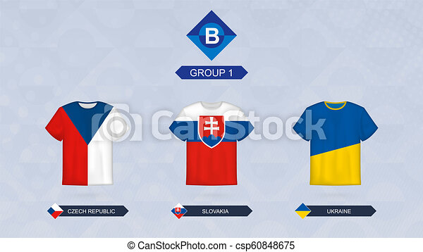 b98401b76 Football jersey with flag