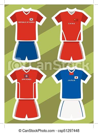 new product a9f37 f8ab1 football jerseys, china, south korea, north korea and japan