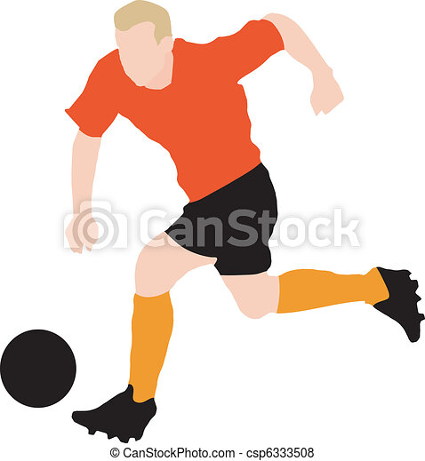 football player - csp6333508