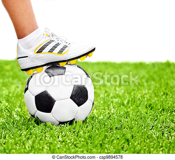 Football player - csp9894578