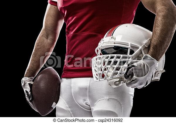 Football Player - csp24316092