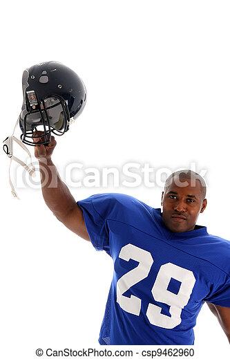 Football Player - csp9462960
