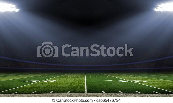 football stadium background american football stadium low angle field view https www canstockphoto com football stadium background 65476734 html
