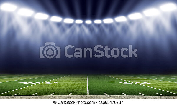 football stadium background american football stadium low angle field view https www canstockphoto com football stadium background 65476737 html