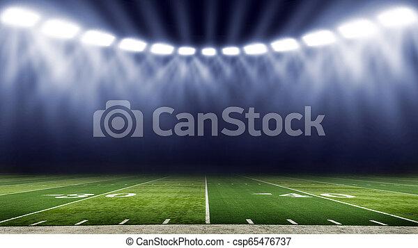 football stadium background american football stadium low angle field view https www canstockphoto com football stadium background 65476737 html