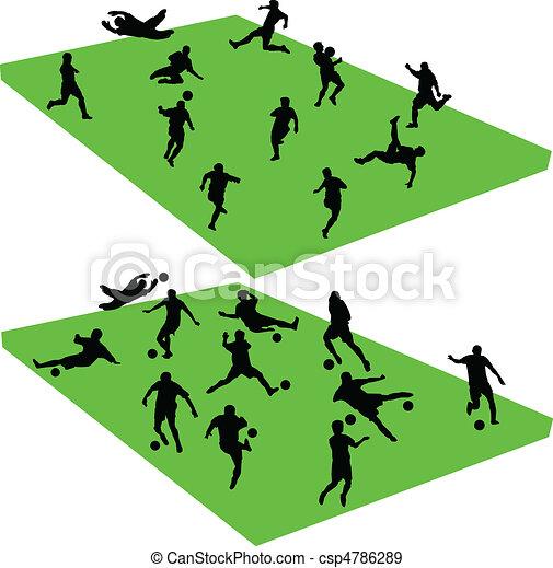 football team stadium vector silhouettes eps vectors search clip rh canstockphoto com football team huddle clipart football team logos clipart