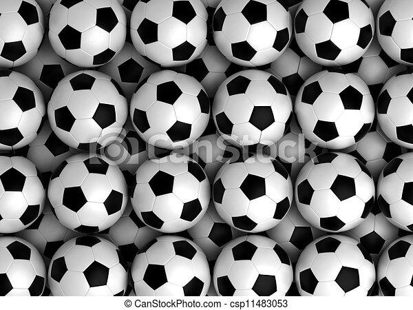 Soccer Ball Drawing Football texture. Back...