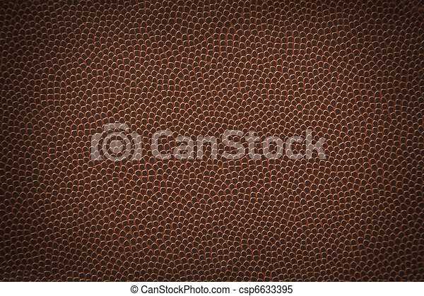 Football Texture - csp6633395