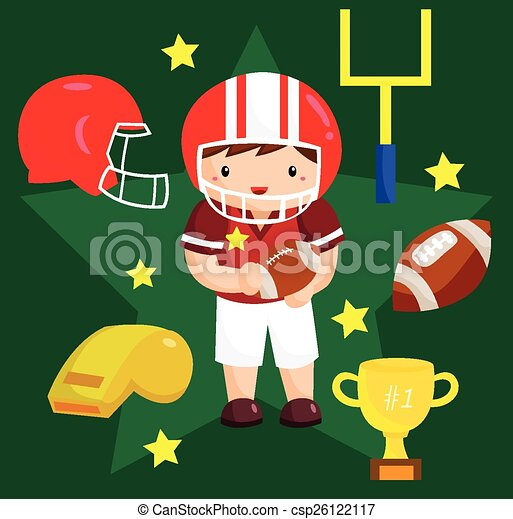 Football Vector Set - csp26122117